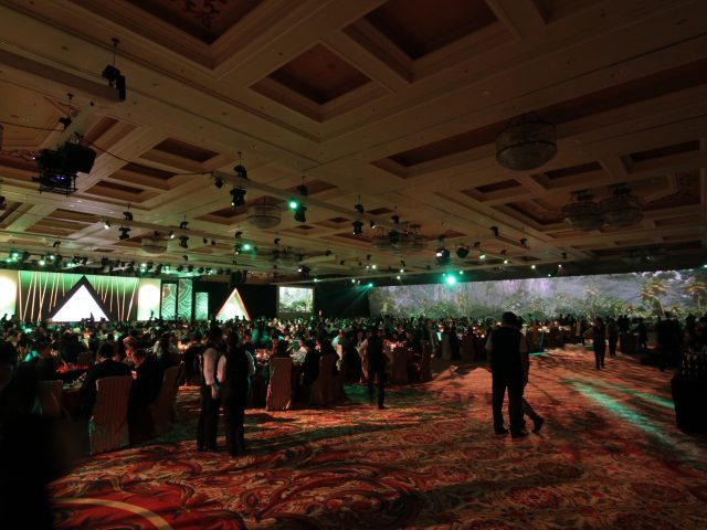 Sands Cotai Central Grand Opening 2012 @Sheraton Hotel Macao