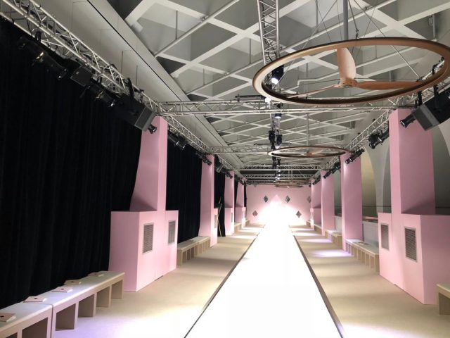 Fendi Fashion Show 2018 @The Murray Hong Kong