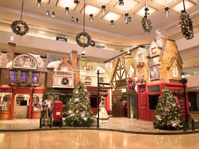 Pacific Place Christmas Decoration 2016 @Pacific Place Hong Kong